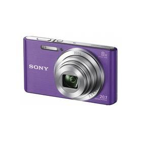 Sony DSC-W830V fialový + Doprava zdarma