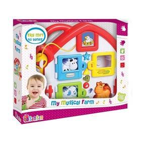 Hudobná hračka Bam Bam - farma