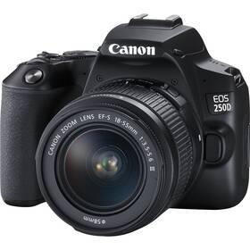 Canon EOS 250D + 18-55 DC III (3454C003) černý