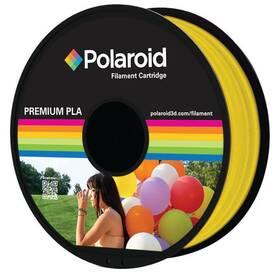 Polaroid Universal Premium PLA 1kg 1.75mm (3D-FL-PL-8021-00) žlutá/průhledná