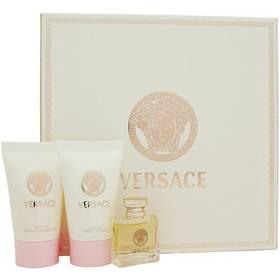 Versace New Woman 5 ml + sprchový gel 25 ml + tělové mléko 25 ml