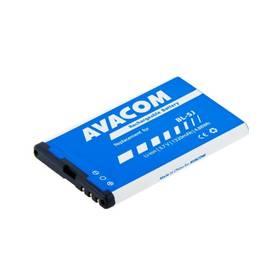Baterie Avacom pro Nokia 5230, 5800, X6 Li-Ion 1320mAh (GSNO-BL5J-S1320)