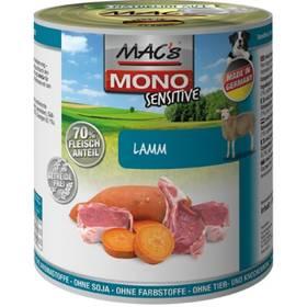 MACs Dog MONO Sensitive jehně 400g
