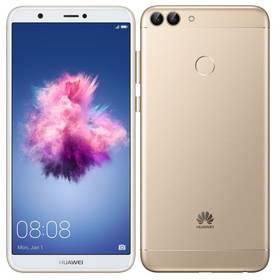 Huawei P smart Dual SIM (SP-PSMDSGOM) zlatý Software F-Secure SAFE, 3 zařízení / 6 měsíců (zdarma) + Doprava zdarma