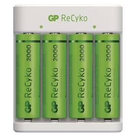 GP Eco E411 + 4× AA ReCyko 2000 (B51414)