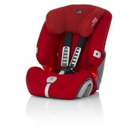 Römer EVOLVA 123 PLUS, 9-36kg, Flame Red červená + Doprava zdarma