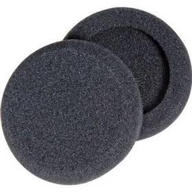 Koss molitanové náušníky pro PORTA PRO, 3 páry černé