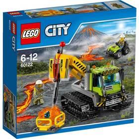 LEGO® City Sopeční průzkumníci 60122 Sopečná rolba + Doprava zdarma