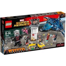Lego® Super Heroes Confidential 76051 Captain America Movie 2