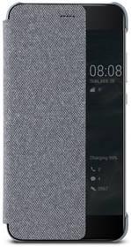 Huawei Smart Cover pro P10 Plus - světle šedé (51991877)