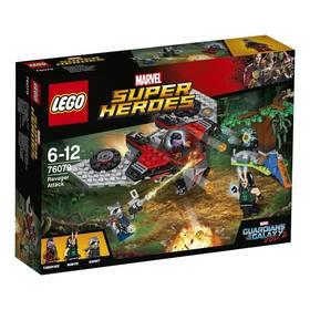 LEGO® SUPER HEROES™ 76079 Útok Ravagera