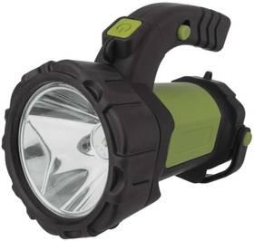 EMOS LED P4526, 5W CREE + COB LED (1450000250) černá/zelená