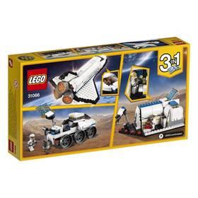 LEGO® CREATOR® 31066 Vesmírný průzkumný raketoplán