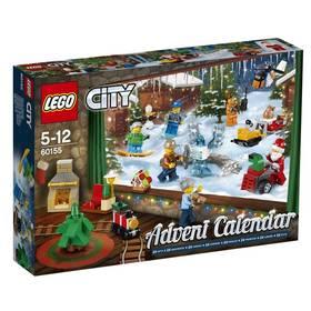 LEGO® CITY® 60155 Adventní kalendář