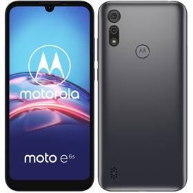 Motorola Moto E6s (PAJE0020PL) šedý (poškozený obal 3000012997)