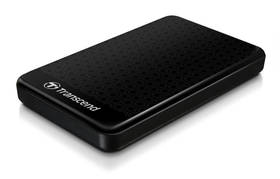 Transcend StoreJet 25A3 2TB (TS2TSJ25A3K) černý + Doprava zdarma
