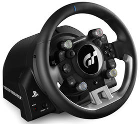 Thrustmaster T-GT pro PS4 a PC + pedály (4160674) čierny