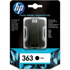 HP 363, 6ml, 410 stran, (C8721EE) černá