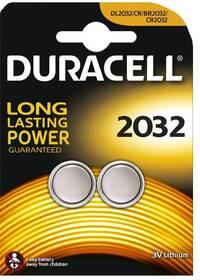 Duracell CR2032, blistr 2ks (10PP040009)