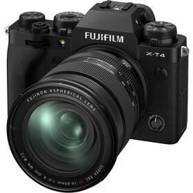 Fujifilm X-T4 + XF16-80 mm černý