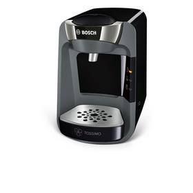 Bosch Tassimo TAS3202 černé Kapsle Jacobs Krönung Cappuccino Tassimo (zdarma) + Doprava zdarma