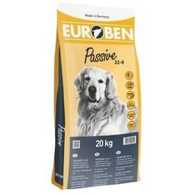 EUROBEN Passive 22-8 / 20 kg + Antiparazitní obojek za zvýhodněnou cenu + Doprava zdarma