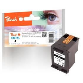 Peach HP No. 301 XL,  kompatibilní (314231) černá (vrácené zboží 8800980670)