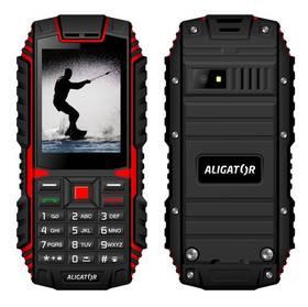 Aligator R12 eXtremo (AR12BR) čierny/červený