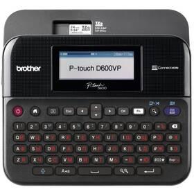 Brother PT-D600VP s kufrem (PTD600VPYJ1)