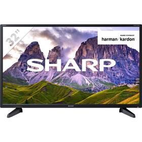 Sharp 32CB2E černá