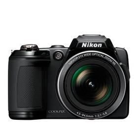 Digitální fotoaparát Nikon Coolpix L120 černý