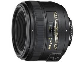 Nikon NIKKOR 50MM F1.4 G AF-S černý + Cashback 500 Kč + Doprava zdarma
