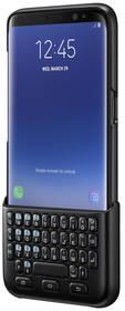 Samsung s klávesnicí pro Galaxy S8+ (EJ-CG955BBEGGB) černý