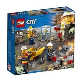 LEGO® CITY® 60184 Důlní tým