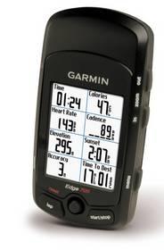 Navigační systém GPS Garmin Edge 705 Bundle, fitness