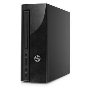 HP Slimline 260-a180nc (Y4K50EA#BCM) černý
