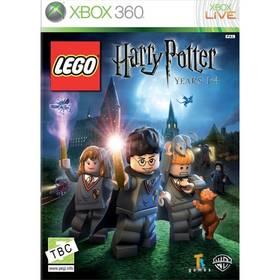 Ostatní X360 LEGO Harry Potter 1-4 (5908305204817)