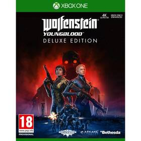 Bethesda Xbox One Wolfenstein: Youngblood Deluxe Edition (5055856425182)