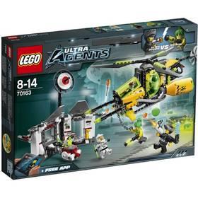 Lego® Ultra Agents 70163 Toxikotovo toxické rozpuštění