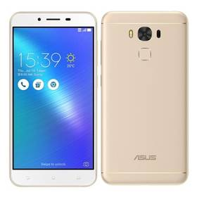 Asus ZenFone 3 Max ZC553KL (ZC553KL-4G032WW) zlatý Software F-Secure SAFE 6 měsíců pro 3 zařízení (zdarma) + Doprava zdarma
