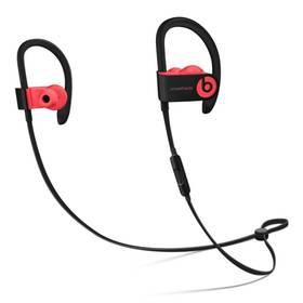 Beats Powerbeats3 Wireless (MNLY2ZM/A) černá/červená + Doprava zdarma