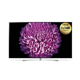 LG OLED55B7V stříbrná + při nákupu OLED televize LG až 8 000 Kč + Doprava zdarma