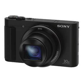 Sony DSC-HX90B černý + Doprava zdarma