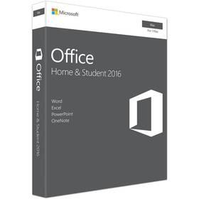 Microsoft Office 2016 Mac pro domácnosti SK (GZA-01101)