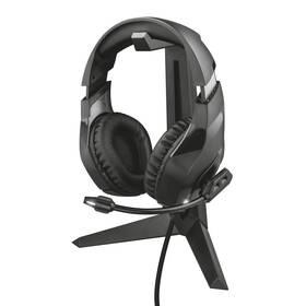 Trust GXT 260 Cendor Headset Stand (22973) černé (poškozený obal 8800440052)