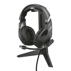 Trust GXT 260 Cendor Headset Stand (22973) černé