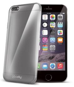 Kryt na mobil Celly Gelskin pro Apple iPhone 6S Plus (GELSKIN701) priehľadný