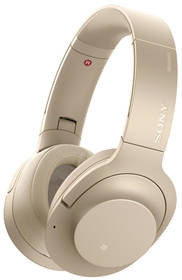 Sony WH-H900 h.ear on 2 Wireless NC (WHH900NN.CE7) zlatá + Doprava zdarma
