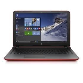HP 15-ab218nc (P7T39EA#BCM) červený + Voucher na skin Skinzone pro Notebook a tablet CZ v hodnotě 399 Kč jako dárek + Doprava zdarma
