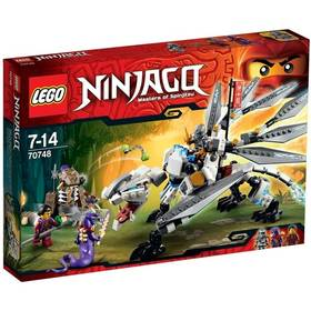 Stavebnica Lego® Ninjago 70748 Titanový drak